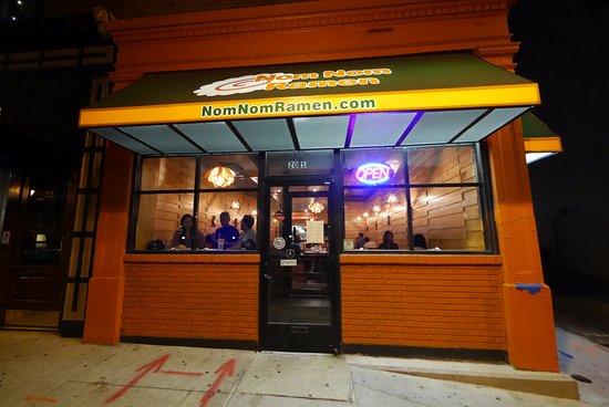 Philadelphia Ramen Noodle House Nom Nom Ramen
